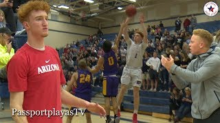 Nico Mannion PUTS UP 34 points as Spencer Rattler CHEERS on Pinnacle!!!
