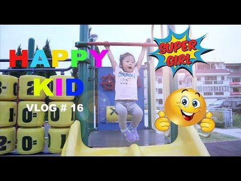 Bianka in Playground / Vlog 16