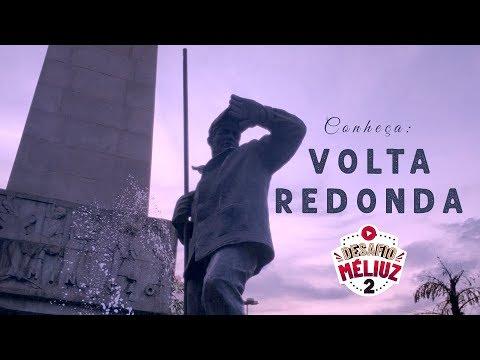 Vlog e Conhecendo Volta Redonda!  #desafiomeliuz #vloguei