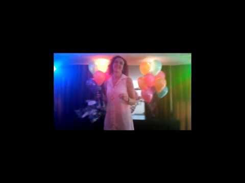 40 jaar Luv' - karaoke - Gerda zingt Marcellino