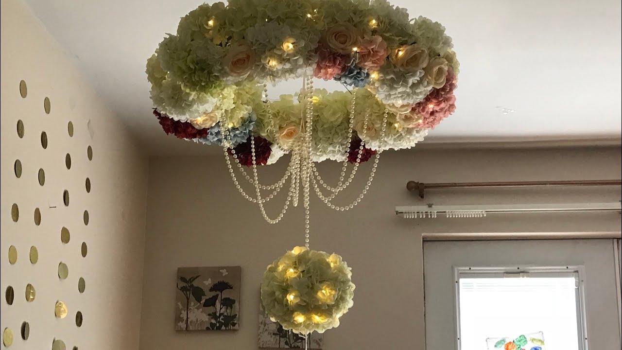Diy Hula Hoop Chandelier Diy Hula Hoop Wreath Diy