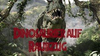 Dinosaurier auf Raubzug (Doku Deutsch) | MySteryC