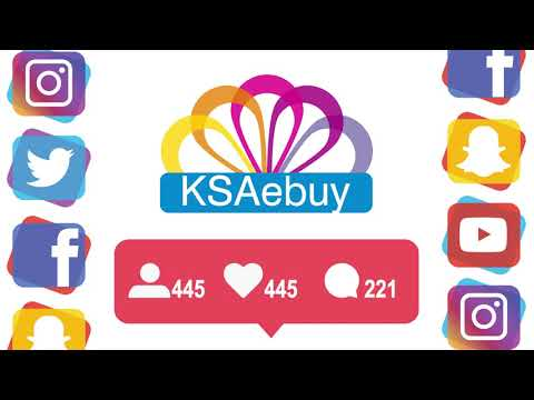 KSAebuy.com - Social Media Services provider