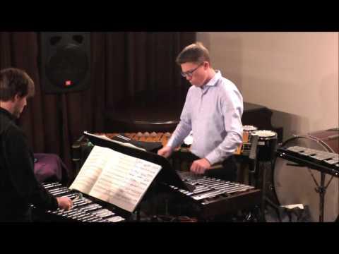 Robert Carl -  ColdNightSnow - Iktus Percussion