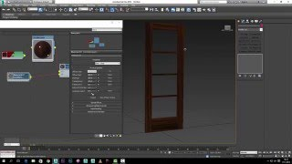 interior door modeling