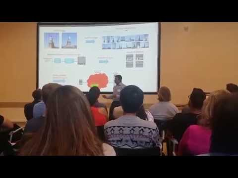 Photographing Computer Programs to Identify Malicious Software - UCSB Grad Slam 2015 Semi Finals