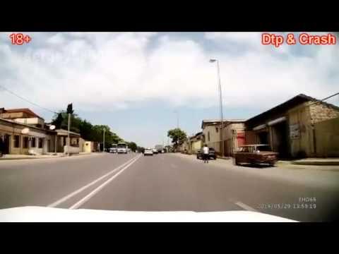 best car crash 2014 Дтп в Баку 29...