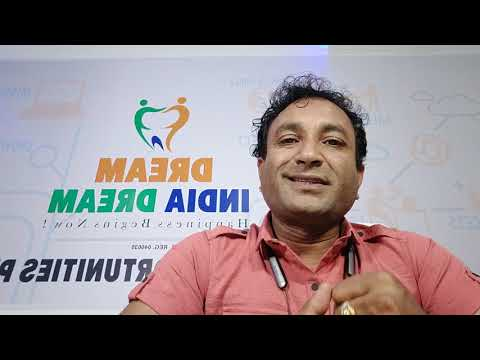 New Message by Founder of Dream India Dream