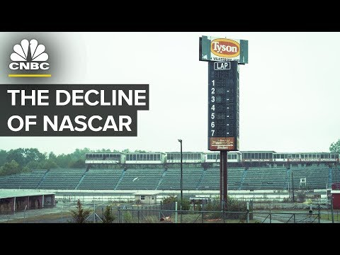 The Rise And Fall Of NASCAR