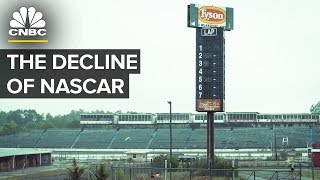 The Rise And Fall Of NASCAR | CNBC