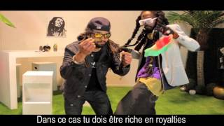 Matinda Di Lion -  FuckYourSelf  - Clip officiel  New 2014