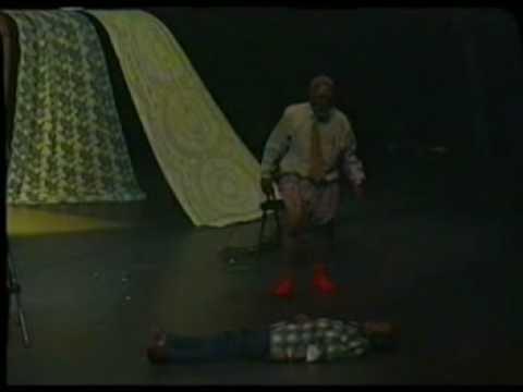 Jean Miche Kankan et le cadavre