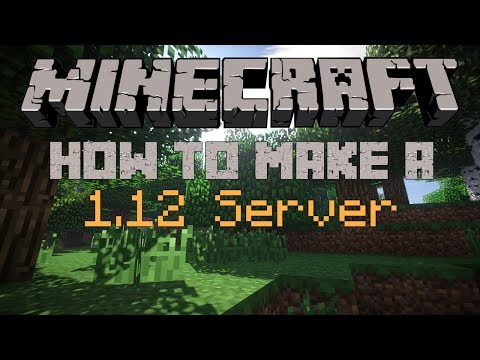 How To Make Minecraft Server For And