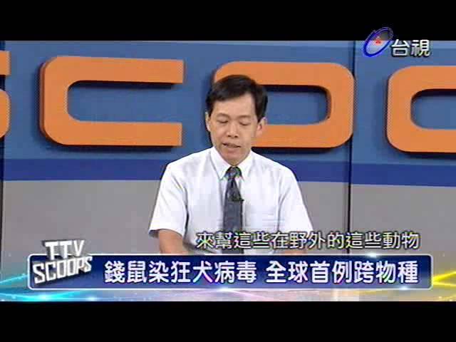 新聞大追擊 2013-08-03 pt.1/5 狂犬病再起