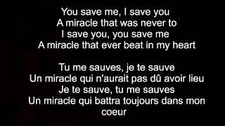 Julian Perretta Miracle Lyrics & Traduction FR