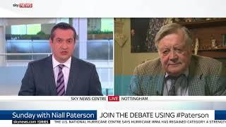 Ken Clarke Tells Blair: Brexit is Inevitable