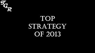 Top strategy games of 2013