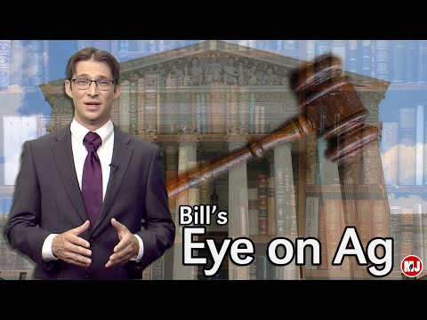 Eye on Ag: Legislative Wrap | June 7, 2019