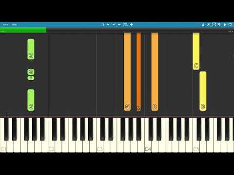 Post Malone - Rockstar - Piano Tutorial thumbnail