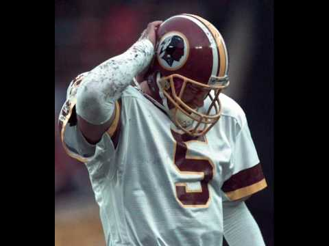 Forgotten Years , (Redskin QB