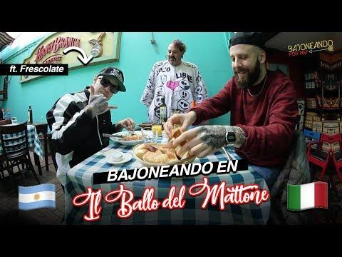 Bajoneando en Il Ballo de Mattone ft Frescolate