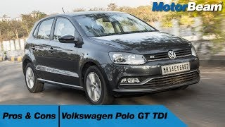 Volkswagen Polo GT TDI - Pros & Cons | MotorBeam
