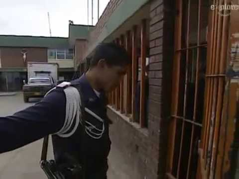 A Jail in Colombia - Como es una Carcel en Colombia