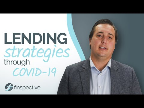 Lending strategies through COVID 19