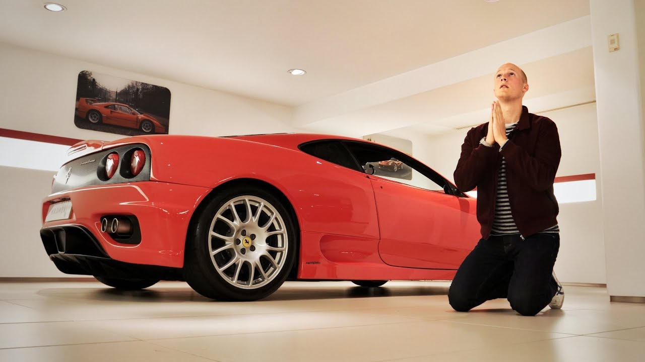 Have I Found The Cheapest Challenge Stradale In Europe