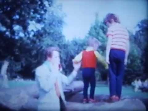 Sinterklaas, Grandma and Aunt Anna 1975 - Compilation of Super 8 Film