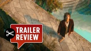Instant Trailer Review - The Hobbit: An Unexpected Journey (2012) Trailer Review HD