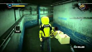 Dead Rising 2: Case West - L4D Easter Egg