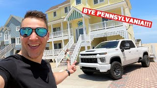 Why I Haven't Been Uploading... WE'RE FINALLY MOVING!!!