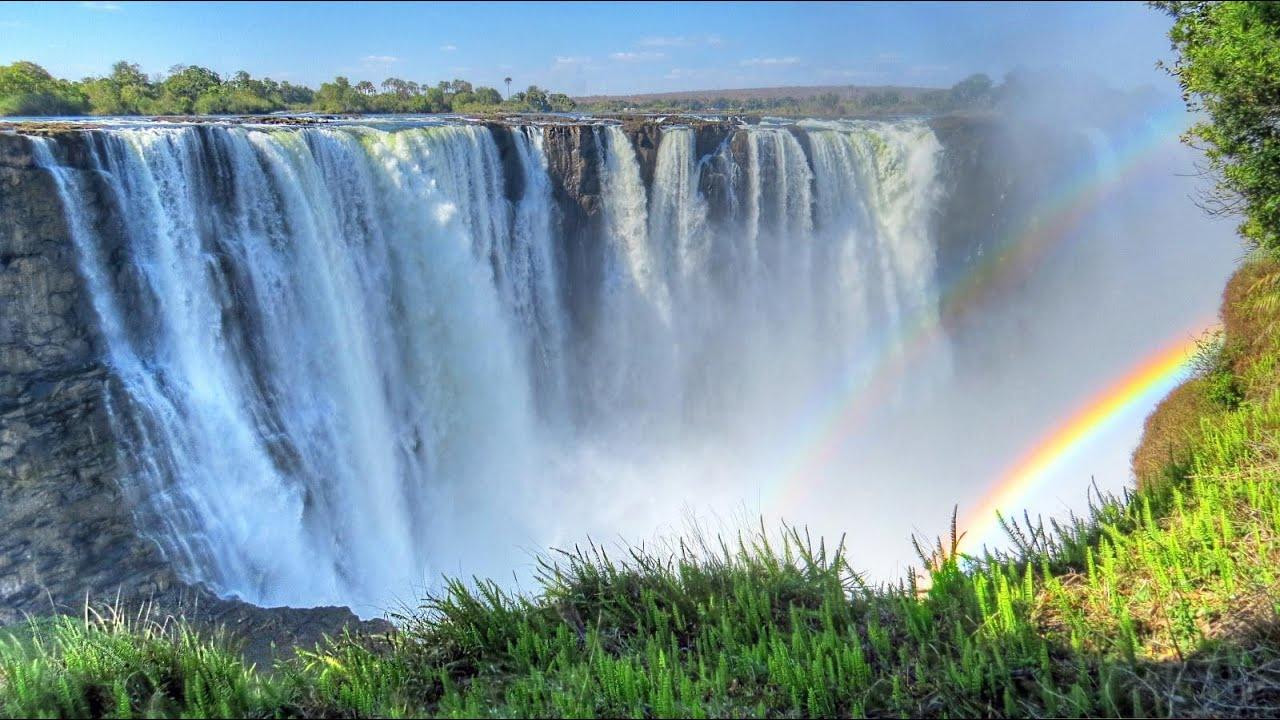 Самые большие и красивые водопады!