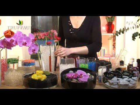 Astuces \'Déco\' pour fleurs coupées - Jardineries Truffaut TV