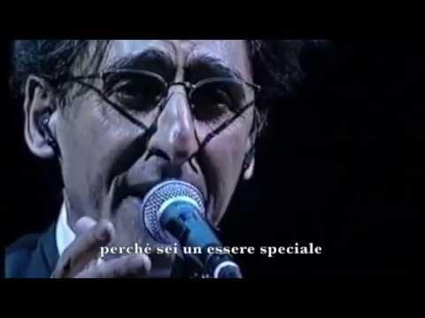 Franco Battiato - La Cura in CONCERTO + TESTI (1997)