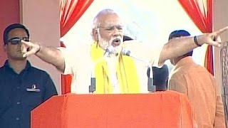 'Kolkata flyover tragedy a sign from God' PM Modi bizarre comment at Madarihat  07.04.2016