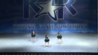Mr. Personality - Legacy Dance Academy - KAR June 2012