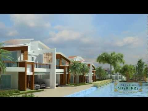 Prestige Mayberry Walkthrough - Luxury Villas in Whitefield