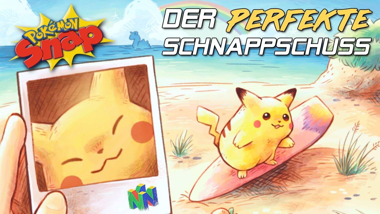 Pokémon Snap - Der perfekte Schnappschuss auf dem N64