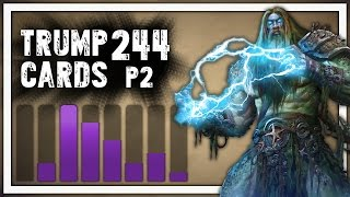 Hearthstone: Trump Cards - 244 - Trump Hides in the Mist - Part 2 (Shaman Arena)