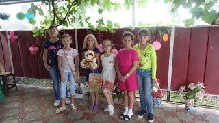 видео День рождения ребенка 10 лет