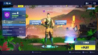 Yall woo playing fortnite on mykel account it funnymike subcribe for me to add you on ps4 it Mykel