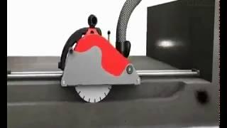 видео Электрическая ручная пила SM-410