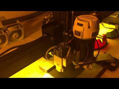 X-Carver w/ Opt Lasers PLH3D 6W v2 Laser