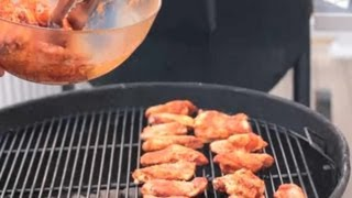 How To Prep Chicken Wings For The Grill | Bbq