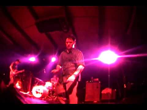 Modest Mouse, Isaac cuts himself during jam session. 8.15.02