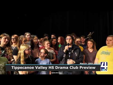 Tippecanoe Valley High School Drama Club Preview - 3-18-19