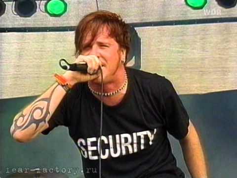 Fear Factory - Bizarre Festival 1998 - PRO SHOT - Best quality
