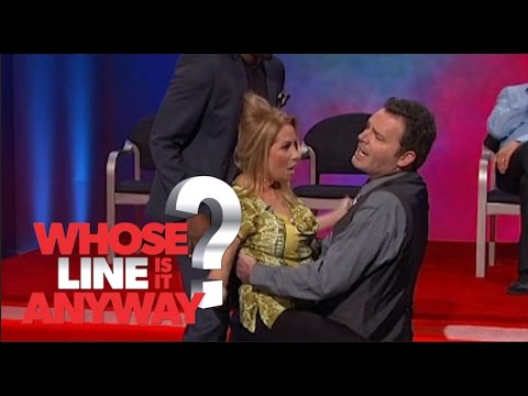 Kathie Lee Gifford Gets Sexy - Whose Line Is It Anyway? US
